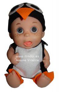 Disfraz pinguino Baby Pelón