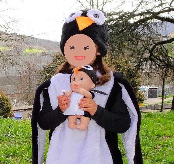 ¿Nos disfrazamos de pingüinos?