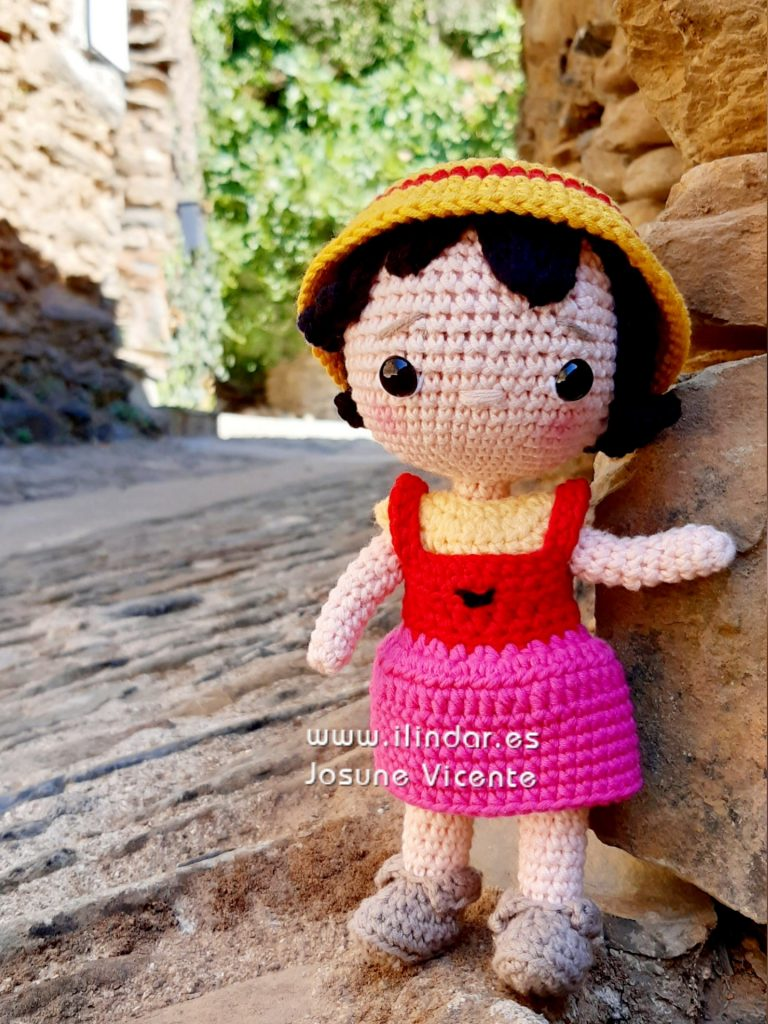 Heidi crochet